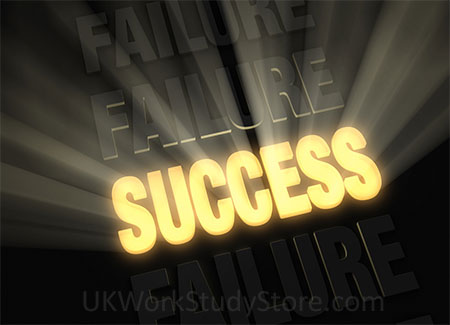 sucess after failure