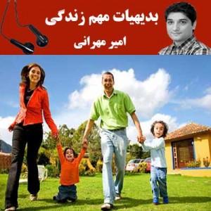 بدیهیات مهم زندگی - امیر مهرانی