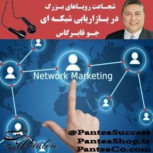 بازاریابی شبکه ای -جو فابرگاس