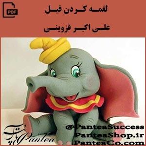 انجام دادن کارهای روزانه ( لقمه کردن فیل ) - علی اکبر قزوینی
